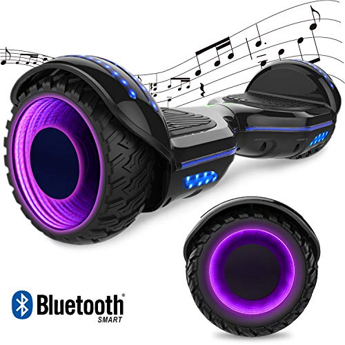 "GeekMe Elektro Scooter Self-Balance Scooter 6.5"" - Bluetooth Lautsprecher..."