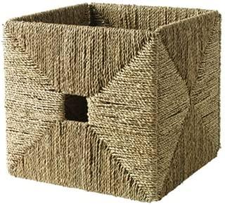 Ikea Basket, seagrass