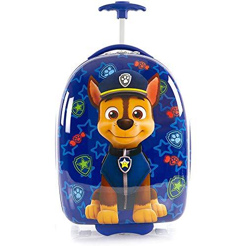 Nickelodeon Paw Patrol Kids Luggage - (NL-HSRL-RS-PL09-18AR)
