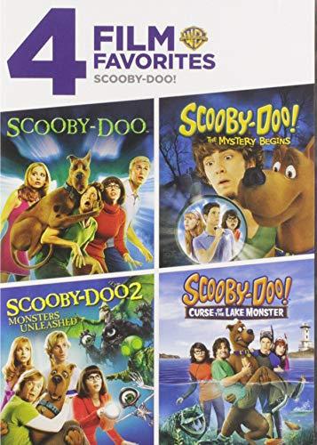 4 Film Favorites: Scooby-Doo (Live Action)