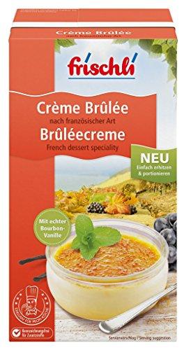 Frischli - Crème Brulée Milchdessert - 1kg