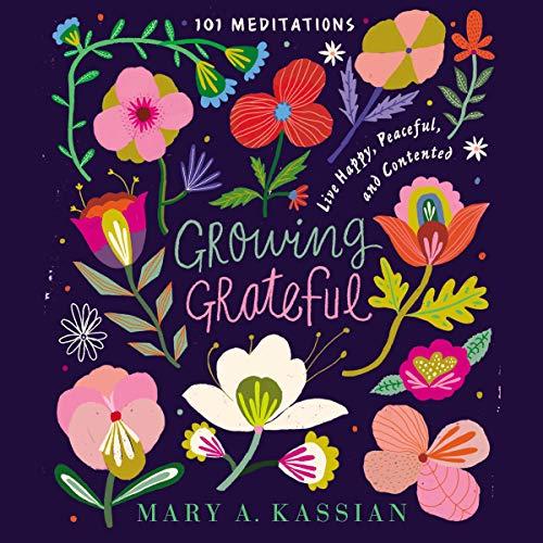 Growing Grateful audiobook cover art