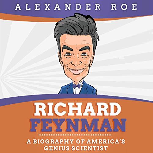 Couverture de Richard Feynman