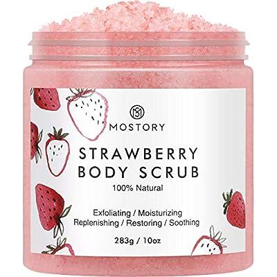 Sweet Strawberry Exfoliating Body