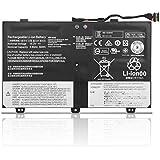 ノートパソコンのバッテリーNew 00HW000 00HW001 Laptop Battery Replacement for Lenovo ThinkPad S3 Yoga 14 Series Notebook SB10F46438 SB10F46439 4ICP7/52/76 15.2V 3.69Ah 56Wh高性能 ノートパソコン 互換 バッテリー
