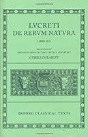 De Rervm Natvra: Libri Sex (Oxford Classical Texts)