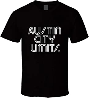 Austin City Limits t-Shirt Texas Music Festival Country Rock and Roll Music t-Shirts
