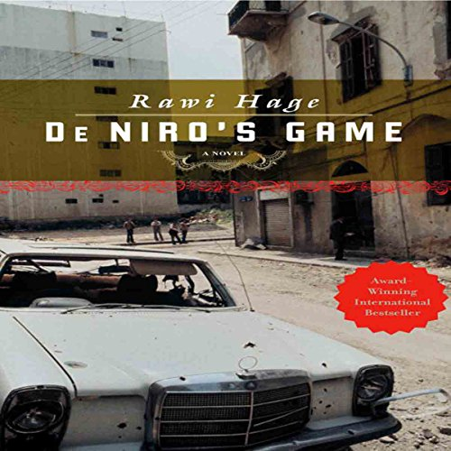 De Niro's Game  By  cover art