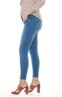 4feb78c9f6eb2d Patrizia Pepe 8J0509 A1HIB jeans in denim stretch donna