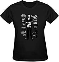 Coco Keep Moriarty Was Real Quotes Sherlock Holmes Ladies T Shirt For Women