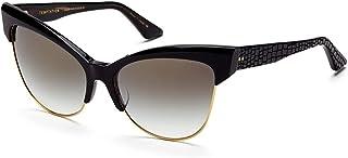 Dita Temptation 22029-A-BLK-GLD-61 Sunglasses Black Gold 61mm