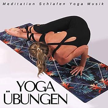 Yoga Übungen - Meditation Schlafen Yoga Musik CD