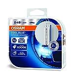 Osram XENARC COOL BLUE INTENSE D4S HID Xenon-Brenner, Entladungslampe, 66440CBI-HCB, Duobox (2...