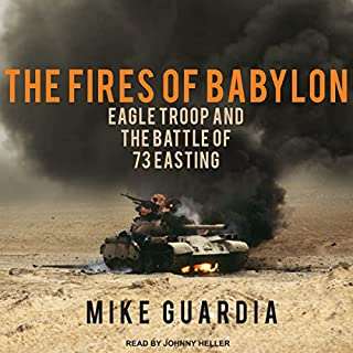 The Fires of Babylon audiobook cover art