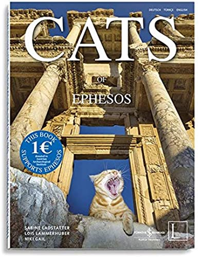 Books By Sabine Ladstatter Lois Lammerhuber_cats Of ...
