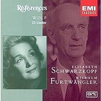 Wolf: 22 Lieder by Elisabeth Schwarzkopf (2008-11-26)