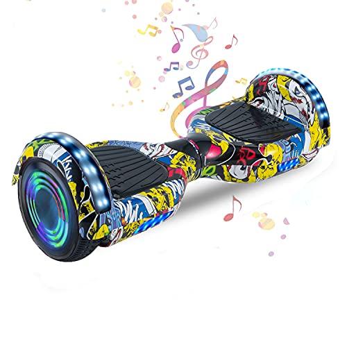 HappyBoard 6,5 Pollici Hoverboard Monopattini...