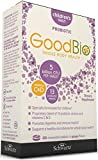 Probiotics for Kids with Vitamin D3 & Vitamin C - Chewables for Immune Support & Digestive Health - 5 Billion CFU - Promotes a Healthy Microbiome & Whole Body Health in Children - Shelf-Stable, 30ct