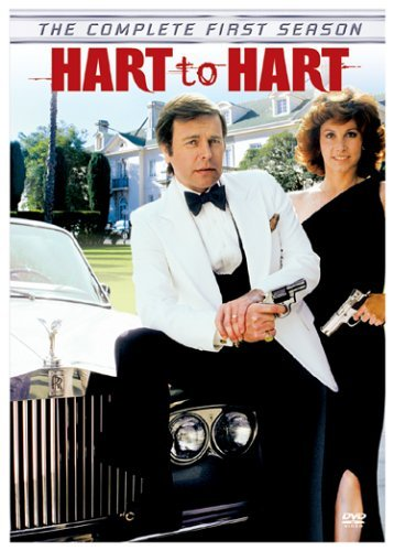 Hart to Hart: Complete First Season [DVD] [1980] [Region 1] [US Import] [NTSC]