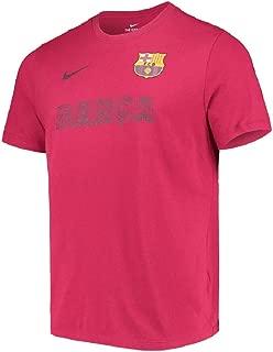 FC Barcelona Core Match T-Shirt (Noble Red) (L)