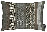 APELT Kissen, Polyester, Braun, 35 x 45 cm