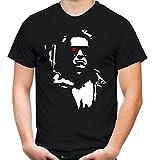 Terminator Männer und Herren T-Shirt | Spruch Comic T800 Geschenk | M1 (XXXL, Schwarz)