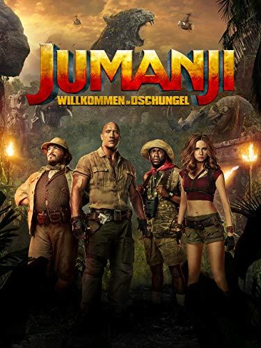 Jumanji: Willkommen Im Dschungel (4K UHD)