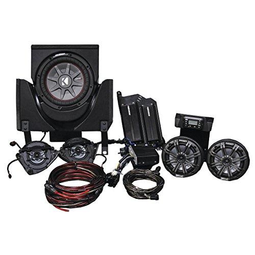 Buy Kicker CanAm X3 Phase 5, Kicker/SSV Works 5 Speaker Vehicle Specific Solution