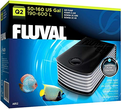Fluval Q2 Air Pump, 3 Pack