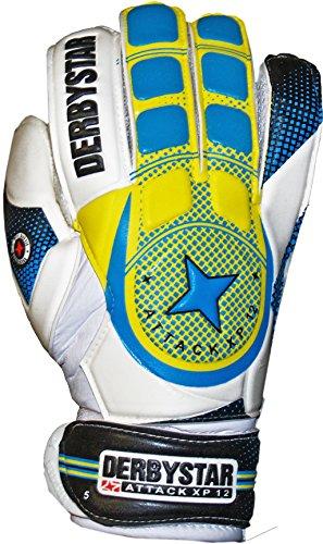 Derbystar Attack XP12, 0, weiß gelb blau, 2624000000