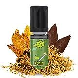 NINDO Aroma Concentrato RONIN 10ml | Un gusto delicato nato dalla miscela di Oriental e Burley! | 100% Made in Italy | Aroma Puro da Diluire (Confezione Singola)