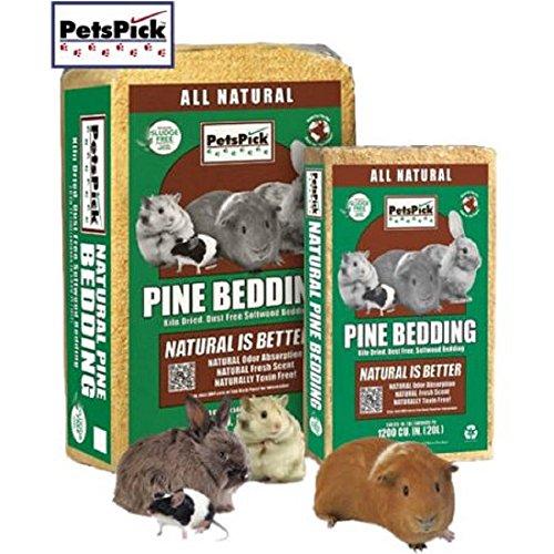 Pets Pick AWF Wood Shavings Pine Bedding