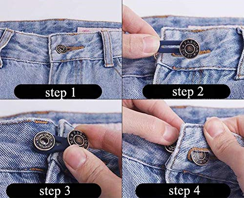 how to make jeans loose
