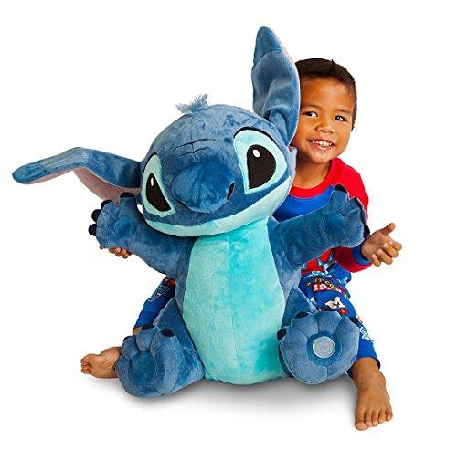 Disney Store Lilo & Stitch 58 cm Peluche Originale Bonhomme Nouveau géant