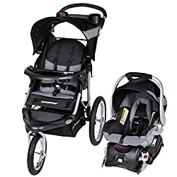 Travel System Stroller for Beach Vacations