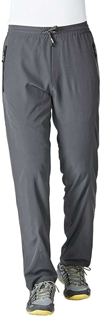 Rdruko Men's Jogger Casual Very popular Pants Quality inspection Breathable Dr Lightweight Quick