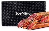 Surtido de Ibéricos. Lomo de Bellota 100% Ibérico + Chorizo Ibérico Extra + Salchichón Ibérico Extra. Extremadura. BERÍDICO