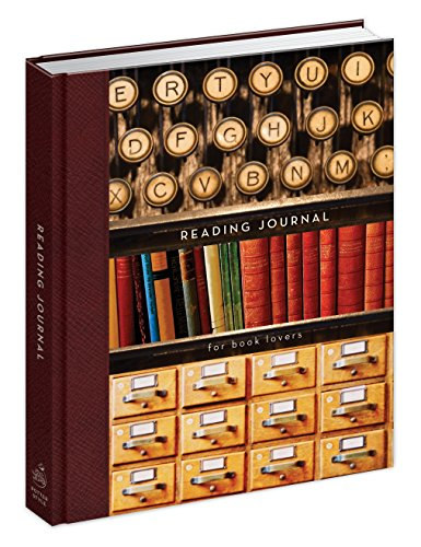 Product Image of the Reading Journal: For Book Lovers