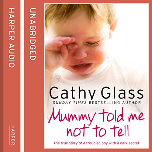 Mummy Told Me Not to Tell audiobook cover art