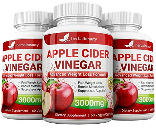 Apple Cider Vinegar Pills for Constipation