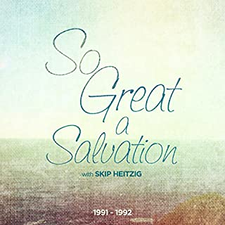 So Great a Salvation cover art