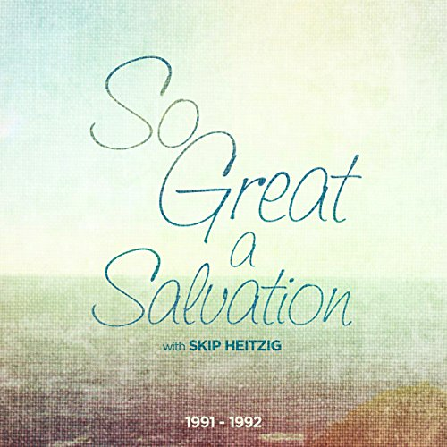 So Great a Salvation audiobook cover art