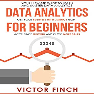 Data Analytics for Beginners: Your Ultimate Guide to Learn and Master Data Analysis audiobook cover art