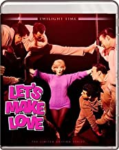 let's make love blu ray