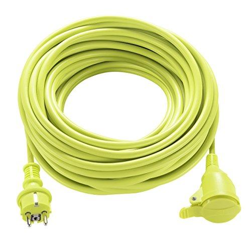Rallonge électrique 25 mètres 3G1,5 mm² NF