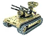 Bo Toys R/C Tank Building Bricks Radio Control Toy 457 Pcs Military Battle