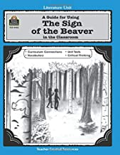 sign of the beaver teacher guide