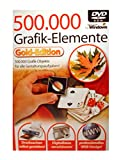 500.000 Grafik-Elemente Gold-Edition -