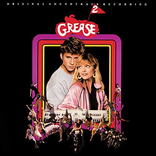 Grease 2 (Original Soundtrack Recording) [Vinilo]