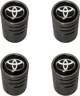 AEMULUS 4pcs set Anti-theft Car Wheel Tire Valve Stem Caps Tire Decoration For Car Auto Ford